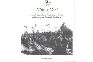 ULTIME VOCI volume primo