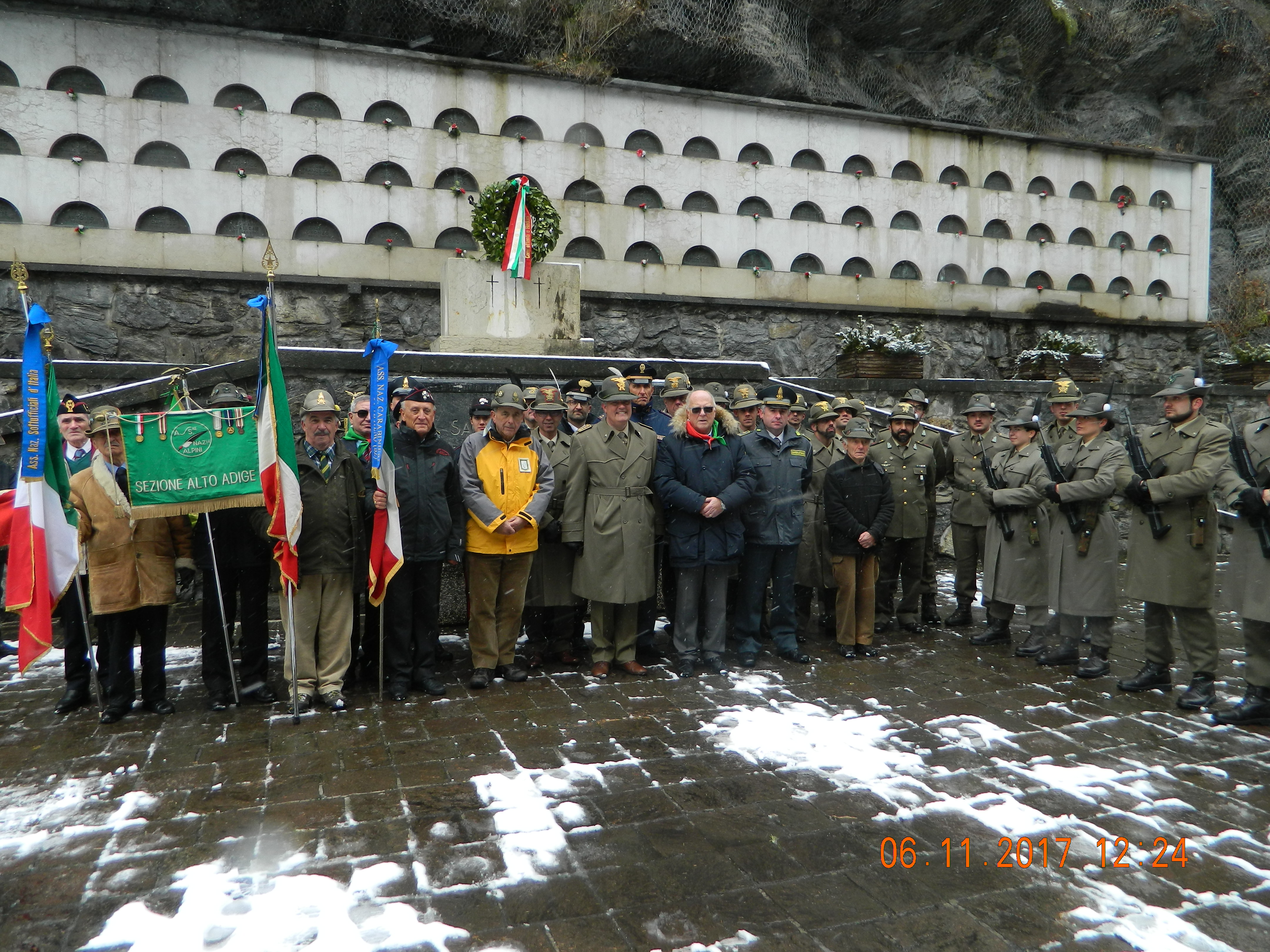 Notiziario: FEDERAZIONE DI BOLZANO E TRENTO: VIPITENO, COLLE ISARCO ...